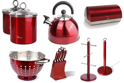 Nzcity 24 days of xmas day 6 8 piece stylish kitchen set for Kitchen set nz