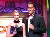 New Zealand Lotto Presenters