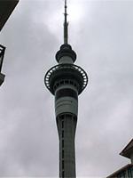 Auckland's Skytower